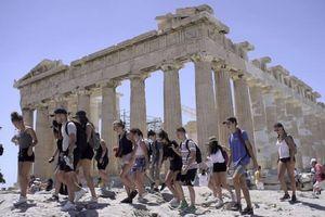 Hy Lạp, chưa hết thách thức