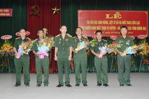 Ra mắt Ban liên lạc cựu chiến binh Mặt trận Vị Xuyên - Hà Tuyên tỉnh Đồng Nai