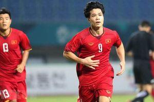 Olympic Việt Nam - Olympic Bahrain (1 – 0): Bàn thắng vàng của Công Phượng