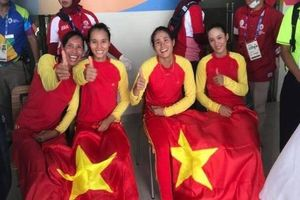 Rowing Việt Nam nhận 'mưa' tiền thưởng với HCV Asiad