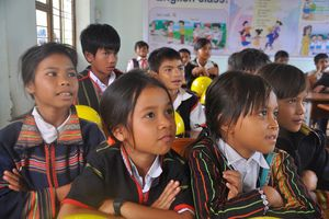 Tạo đà nâng cao chất lượng giáo dục từ 'đổi mới, sáng tạo trong dạy và học'