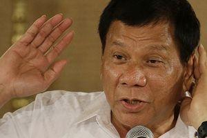 Tổng thống Philippines 'giận dỗi' từ chối mua chiến đấu cơ F-16 của Mỹ