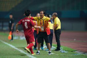 HLV Park Hang-seo: 'Công Phượng là cầu thủ then chốt của Olympic Việt Nam'