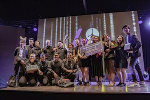 Nhóm sinh viên đoạt 5 giải tại cuộc thi làm phim 48 giờ