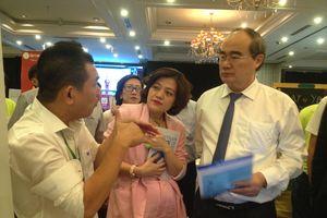 Bí thư Thành ủy TP.HCM Nguyễn Thiện Nhân: 'Tôi không có giấy mời nhưng vẫn đến dự sự kiện này'