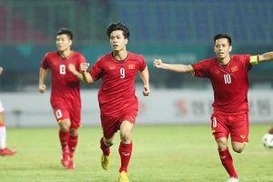Báo chí thế giới: Công Phượng tạo sự khác biệt cho Olympic Việt Nam