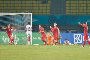 Đội nhà thua Olympic Việt Nam, báo Bahrain ấm ức trọng tài