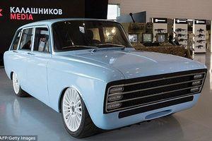 Siêu xe điện của Nga cạnh tranh với Mỹ