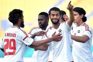 Thua 'đấu súng' trước UAE, Olympic Indonesia dừng bước ở ASIAD