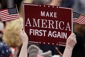 Thế giới đang gánh hậu quả vì 'Nước Mỹ trên hết'