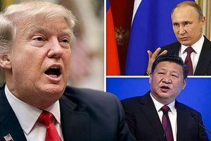 Thế giới 7 ngày: Mỹ 'thẳng tay' với Nga, Trung Quốc, Iran