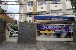 Học viên Trung tâm Giáo dục thường xuyên quận Bình Thạnh bị chậm bảo hiểm y tế