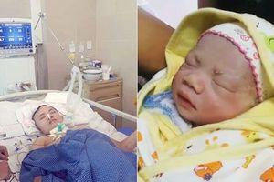 Kỳ tích bé gái sinh ra khỏe mạnh từ người mẹ hôn mê suốt 3 tháng