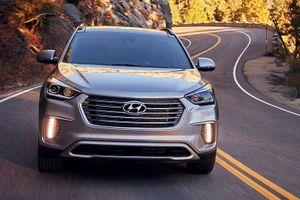 Hyundai SantaFe 2019 có giá từ 740 triệu đồng tại Mỹ