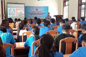 Phó BT Tỉnh đoàn Hòa Bình tiết lộ xây dựng huyện, xã đoàn không khói thuốc