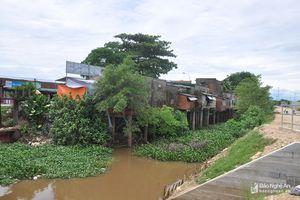 Nghệ An: Hơn 1.700 trường hợp vi phạm hành lang bảo vệ công trình thủy lợi