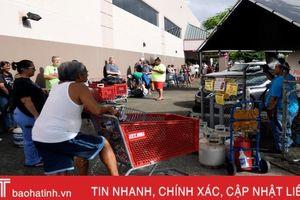 Người dân Hawaii đổ xô mua lương thực phòng siêu bão Lane