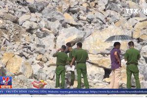 Nổ mìn khiến 4 người thương vong tại Cao Bằng