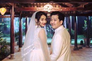 Dân mạng tò mò Nhã Phương sẽ mặc chiếc váy cưới nào trong đám cưới với Trường Giang