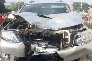 Bắt tài xế tông chết 3 người trong một gia đình