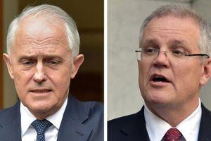 Australia bất ngờ thay Thủ tướng
