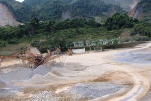 Chưa xây dựng quy hoạch quản lý môi trường chi tiết về sản xuất công nghiệp