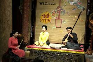 Ca trù - 'đặc sản' văn hóa trong lòng phố cổ