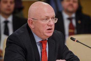 Nga phản đối Mỹ đề nghị HĐBA trừng phạt công ty Nga liên quan tới Triều Tiên
