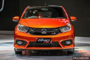 Honda ra mắt ô tô giá chỉ 213 triệu đồng, cạnh tranh Toyota Wigo