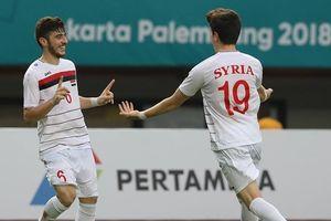 HLV U23 Syria tuyên bố sẽ thắng U23 Việt Nam ở tứ kết ASIAD 18