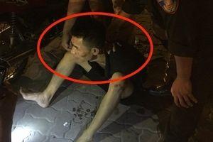 Bị 141 vây bắt, thanh niên vội vàng nuốt ma túy suýt nghẹn