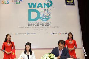 Đưa bào ngư chuẩn Hàn Quốc tới người tiêu dùng Việt Nam