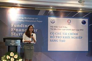 Việt Nam - Phần Lan hợp tác hỗ trợ tài chính cho khởi nghiệp sáng tạo