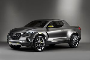 Mẫu bán tải đầu tiên của Hyundai có giá dưới 19.000 USD