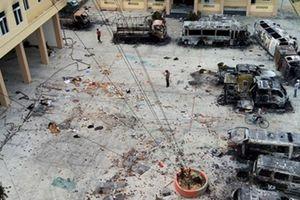 Thêm 4 đối tượng gây rối tại Bình Thuận bị bắt