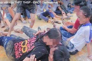 Bức xúc trước trò chơi phản cảm dành cho học sinh của trường THPT-THSP Đại học Cần Thơ