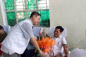 Thanh Hóa: Tiếp nhận 780 đơn vị máu trong 2 ngày vận động