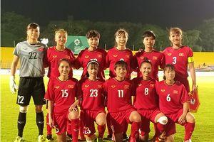 ĐT nữ Việt Nam - ĐT nữ Đài Bắc Trung Hoa: Quyết tâm vào bán kết