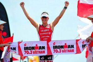 1.600 vận động viên tham dự giải 'Ironman 70.3' tại Đà Nẵng