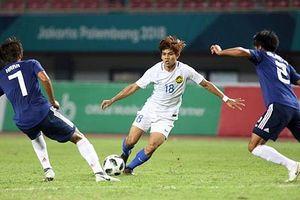Olympic Nhật Bản thắng nghẹt thở, cùng Olympic Triều Tiên vào tứ kết