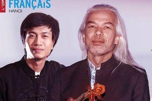Đêm nhạc cổ điển của nghệ sĩ Stéphane Trần Ngọc và Trần Thái Linh