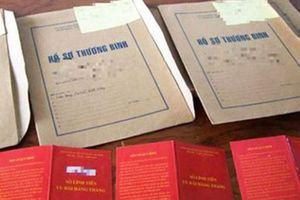 Truy thu 100tỷ đồng, cắt chế độ 569 người khai man hồ sơ 'thương binh'
