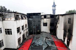 19 người thiệt mạng trong vụ cháy khách sạn tại Trung Quốc