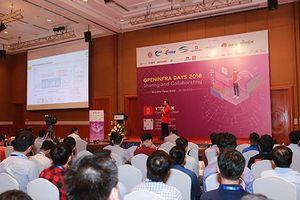 Viettel, Vinadata, Redhat Việt Nam... chia sẻ định hướng, tầm nhìn với nguồn mở tại Vietnam OpenInfra Days 2018