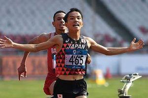 Bahrain kiện nhà vô địch marathon Nhật
