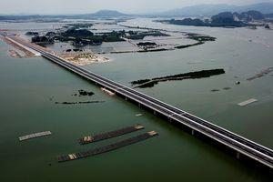 Toàn cảnh cao tốc rút ngắn 50 km đường từ Hà Nội tới Hạ Long