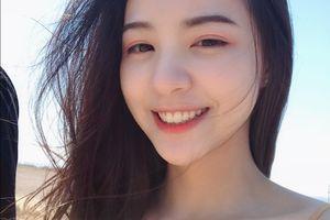 Nữ thần mới nổi ở Trung Quốc: Sang chảnh, nhan sắc giống Min Hyo Rin
