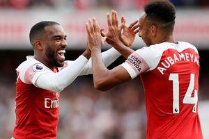 Cầu thủ dự bị tỏa sáng, Arsenal thắng nhọc West Ham