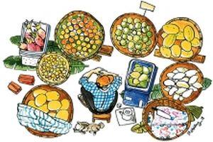Nông sản trong tầm nhìn xuất khẩu