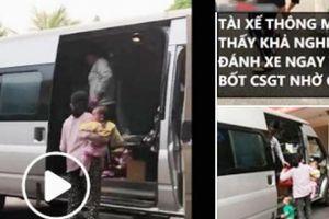 Nghi hai nữ hành khách bắt cóc trẻ em, tài xế chở thẳng tới đồn công an